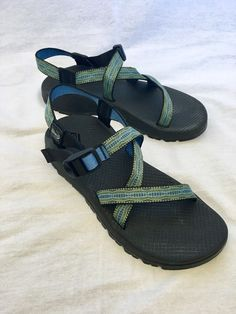 67bb8f140bcf Chaco Women s Webbing Sandal Size 10 Vibram Sole Made in Colorado USA  Outdoor