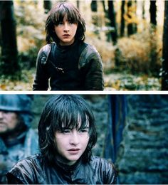 The stone is strong… The roots of the trees grow deep, and under the ground the Kings of Winter sit their thrones. So long as those remained, Winterfell remained. It was not dead, just broken. Like me… I'm not dead either. - Bran Stark