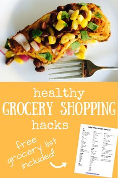 Sample Healthy Eating on a Budget Grocery List healthy grocery shopping on a budget Healthy Recipes On A Budget, Cooking On A Budget, Easy Healthy Dinners, Healthy Dinner Recipes, Healthy Grocery Shopping, Healthy Groceries, Grocery Lists, Groceries Budget, Clean Eating