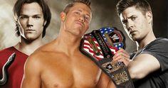 'Supernatural' Season 11 Lands WWE Superstar the Miz -- WWE's Mike 'The Miz' Mizanan will guest star in a 'Supernatural' Season 11 episode, with Jim Beaver and Stephen Williams also returning. -- http://movieweb.com/supernatural-season-11-cast-miz-wwe-wrestling-episode/
