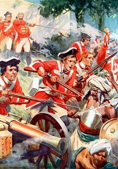 Batalla de Plassey 23 Junio 1757  Más en www.elgrancapitan.org/foro