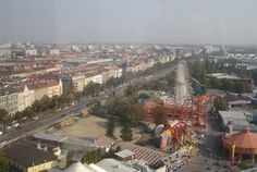 Sightseeing in Vienna: 10 Things to See. This photo shows a lovely panoramic view of Vienna.