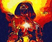Original Star Wars Poster by Star Wars Artist
