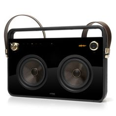 2-Speaker Boombox, £265, now featured on Fab.