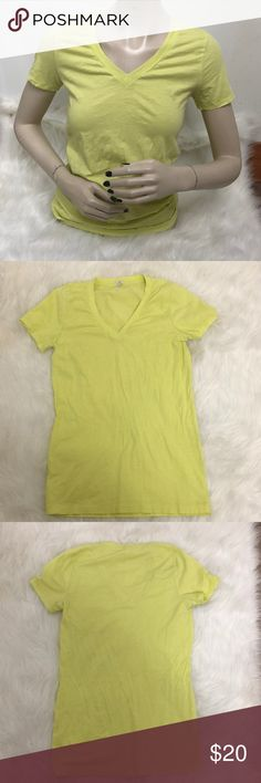 J. Crew V Neck T-Shirt Description: Super cute.  ⚠️I always look through each item throughly once received and right before shipping, but things can be missed. Just let me know, so I can improve.⚠️  Measurement: Length from back of shirt top to bottom is 26in  Arm pit to arm pit is 14in  ⚠️all measurements are an estimate⚠️  🚫NO TRADES/NO HOLDS🚫  Please ask questions❓  💜Thank you for checking out my closet and don't be afraid to submit an offer💜 J. Crew Tops Tees - Short Sleeve