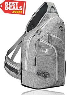 a63c039e3e Best Seller SEEU Plus Oversized Sling Backpack Men Women