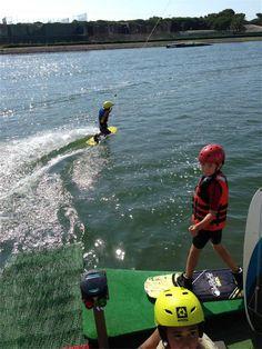 Activitats en el aigua