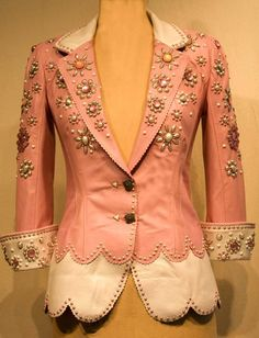 Rodeo Queen Jacket by Jan Faulkner Rodeo Outfits, Western Outfits, Western Wear, Rodeo Queen Clothes, Rodeo Girls, Queen Outfit, Vintage Cowgirl, Jacket Dress, Jacket Style