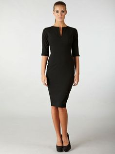 Fashion - Women Rely on the Allure of the Little Black Dress for Almost Every Occasion. Sexy, Sophisticated and Edgy. Read More on  http://www.thequirkybits.com/.