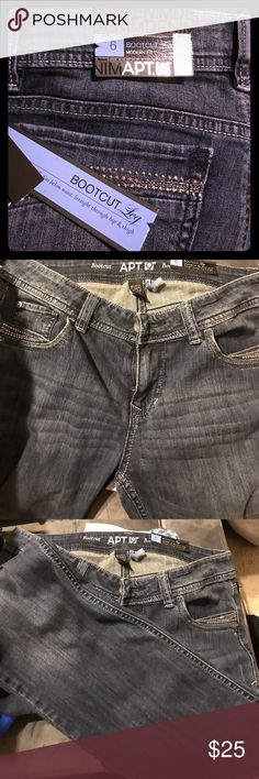 Size 6 APT 9 nwt bootcut jeans Size 6 APT 9 nwt bootcut jeans Apt. 9 Jeans Boot Cut