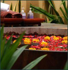 Spanish and Thai spa