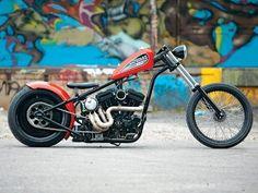 Motorcycle - Motorbike