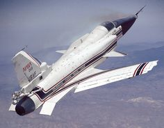 """X-29 I know is not an """"Old War Plane"""" but I am totally fascinated by the reverse wing design."""