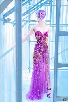 NICOLAS JEBRAN HAUTE COUTURE Nicolas Jebran High Fashion Haute Couture featured fashion