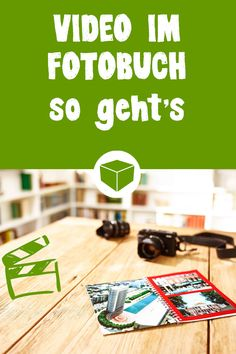 So einfach kannst Du ein Video in Dein Fotobuch integrieren. Wir verraten Dir wie Du es in wenigen Schritten nachmachen kannst. #fotobuch #fotoalbum