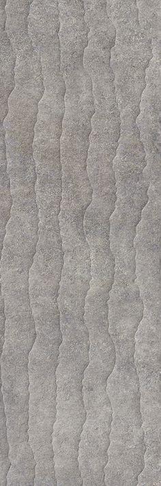 PORCELANOSA Grupo - Mosaics And Decorations - Contour Gray 33,3x100