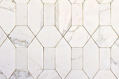 Waterjet Tile Design, marble
