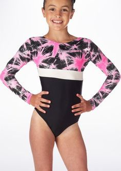 47a8a4ec012a 8 Best Leotards images | Gymnastics wear, Leotard tops, Applique ...