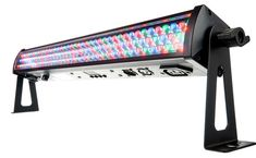 LED Floodlight Bar Ideally suited for colour lighting design on stages, in clubs, bars etc.
