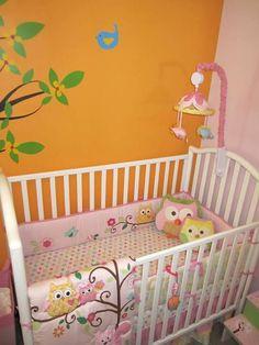 Mackenzie's owl nursery