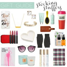 Gift Guide: Stocking
