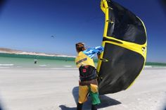 Based on the shores of the Langebaan Lagoon for Kitesurfing or Kiteboarding, Sea kayaking, Windsurfing and SUP vist Cape Sports Centre - Dirty Boots Adventure Activities, Windsurfing, White Sand Beach, West Coast, Kayaking, Sailing, Cape, South Africa, Sports
