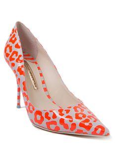 Lola Leopard Heels