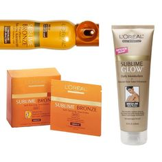 Rank & Style - #5  L'Oreal Paris Self Tanning Products #rankandstyle