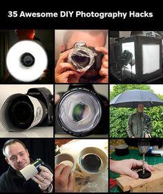 10 DIY Photography Studio and Lighting Setups Lighting setups