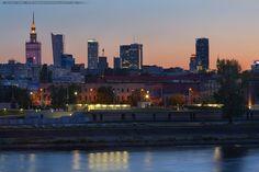 Warsaw - my beautiful city ~ HDR photographer