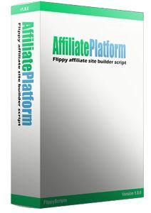 Flippy AffilatePlatform – Affiliate Site Builder Script