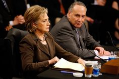"Schumer: Hillary Clinton ""Will Vanquish The Ted Cruz, Tea Party Republicans In 2016""… 