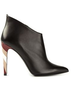 Charline De Luca 'Josephine' ankle boots. Great heel.