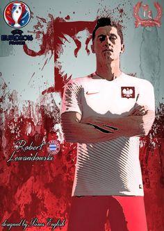 Lewandowski Poland poster by PanosEnglish.deviantart.com on @DeviantArt