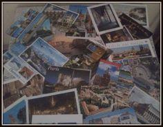 Utiliser des Cartes Postales en classe de FLE