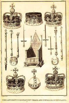 Las joyas de la Corona del Reino Unido refieren a la Corona de Inglaterra, que como tales fueron agregadas desde la Unión de las Coronas en ...