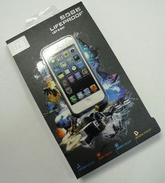 $29.95 ** LIFEPROOF Waterproof Case for iPhone 4 & iPhone 5 ~ (Black,White,Red,Blue,Green)  @eBay! http://r.ebay.com/vjjC8Q