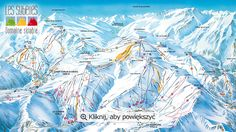 Mapka stoków Les Sybelles źródło: http://www.snowshow.pl/resorty,Les-Sybelles,82