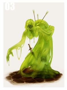 itsbirds:  #3 Slime