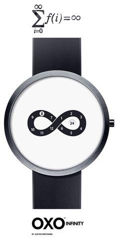 Oxo Infinity by Anton Repponen