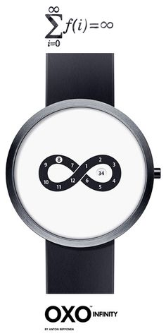 Oxo Infinity by Anton Repponen #watch #concept #want