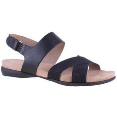 8a6cccc5dba671 Naturalizer Agrata Casual Womens Sandals Black Size 8
