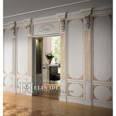 Enhance Your Senses With Luxury Home Decor Ceiling Decor, Ceiling Design, Wall Design, House Design, Classic Interior, Best Interior Design, Luxury Home Decor, Luxury Homes, Luxury Italian Furniture