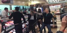 Metallica cheers on grocery store butcher as he delivers epic performance of 'Enter Sandman'