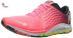 New Balance Women's W2090v1 Running Shoe, Pink/Yellow, 10.5 B US - Chaussures new balance (*Partner-Link)
