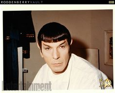 Star Trek: Spock, Enterprise, opening narration revealed in rare behind-the-scenes photos | EW.com