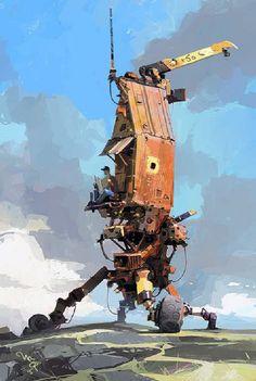 The Art Of Animation, Ian McQue - https://www.facebook.com/ianmcque ...