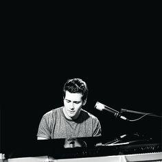 Cuando tocaba el piano y se ponía a cantar