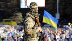'Drones toegestaan in conflict Oost-Oekraïne'