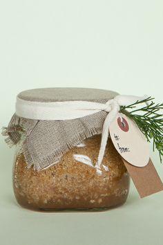 Raw Sugar Manicure Scrub (gluten free)